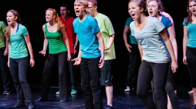 Teen Summer Classes at Portland Center Stage