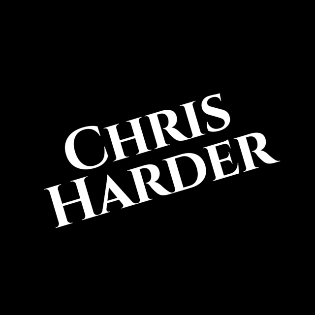 Actor Chris Harder